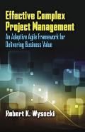 Effective Complex Project Management