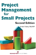 Project Management for Small Projects, 2nd Ed