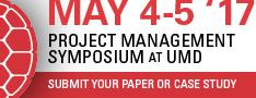 UMD 2017 PM Symposium