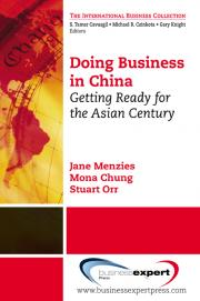 Doing Business in China: Getting Ready for the Asian Century